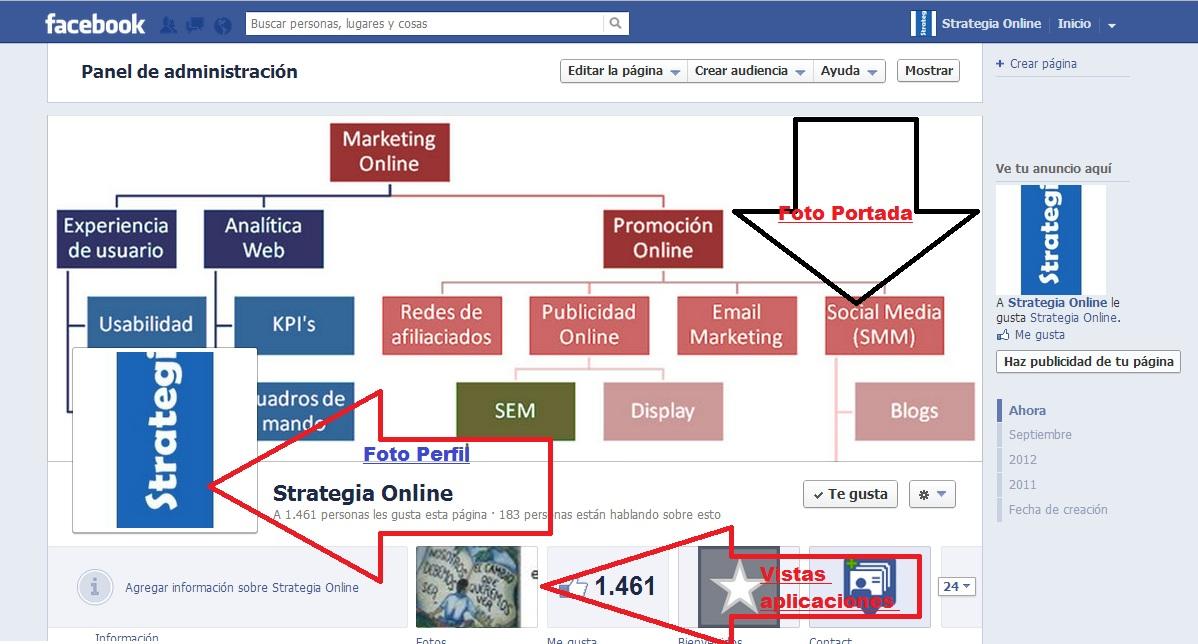 Las páginas profesionales de Facebook claves para cualquier empresa.