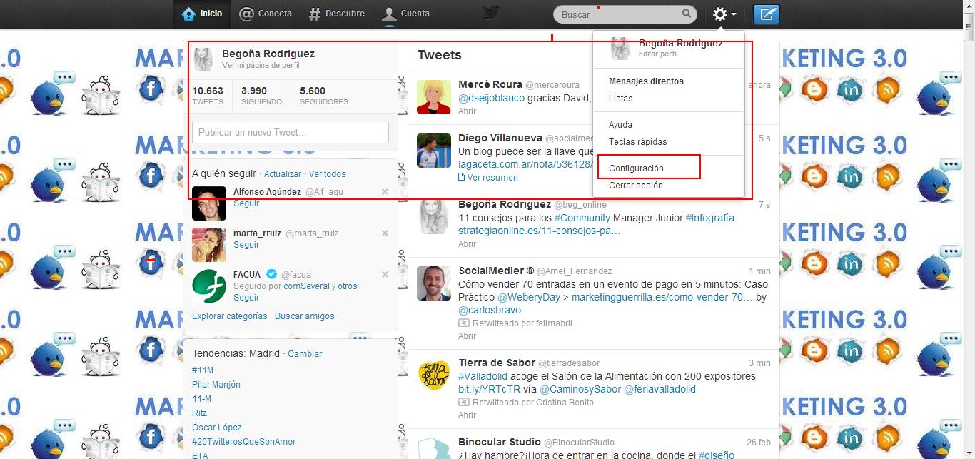 Twittermarzo