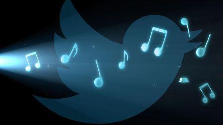 Twitter Music, un servicio de música online