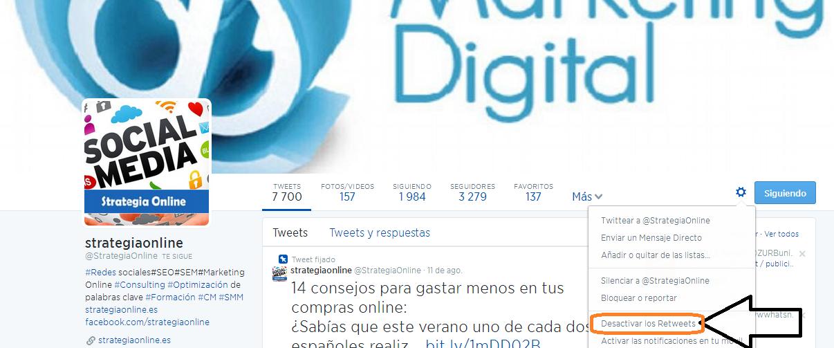 Twitter, cada vez más parecido a Facebook