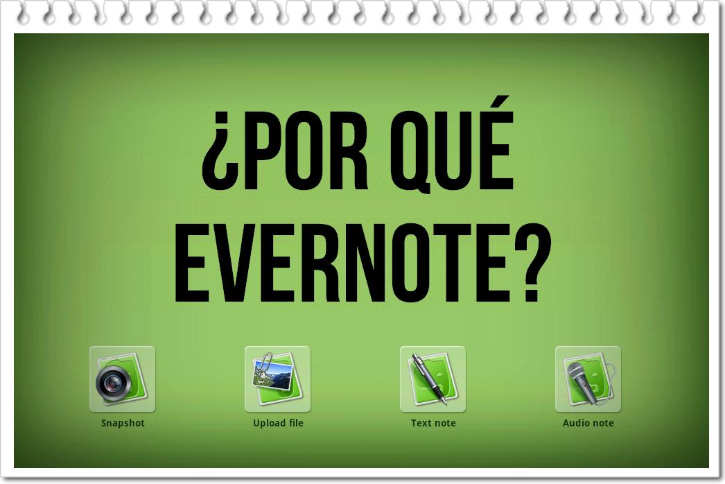 evernotePorque