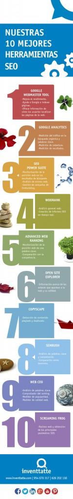 10-herramientas-seo infografía strategia online