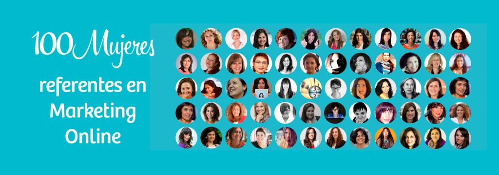 100 mujeres referentes en Marketing Online Y Branding Personal