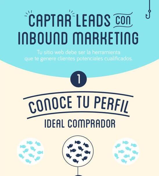 Capta clientes a través del Inbound Marketing.