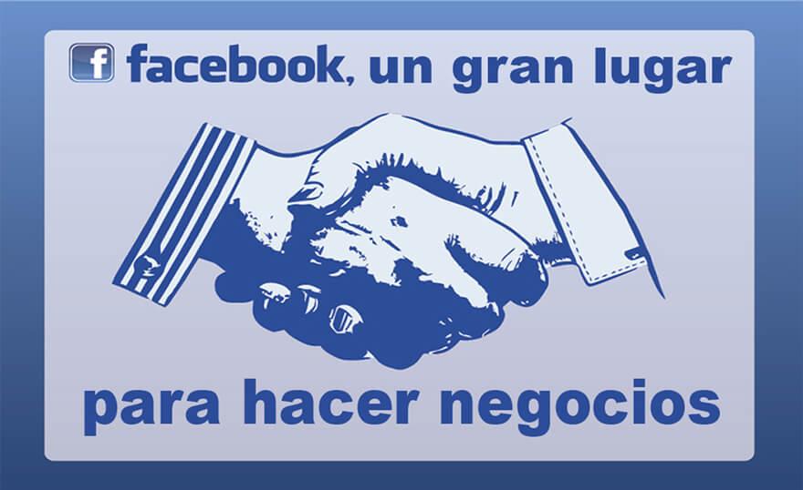 Cuando utilizar tu perfil personal o la página de empresa de Facebook.