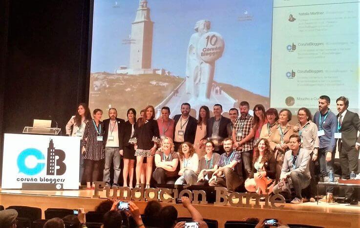 Mi ponencia de Branding en #CoruñaBloggers, la mejor valorada.