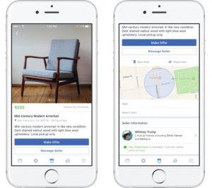 Facebook Marketplace va a por Wallapop, eBay con este nuevo servicio.