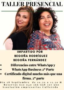 2º Parte Curso Diferencias entre WhatsApp y WhatsApp Business