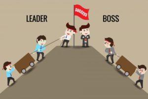 15 mandamientos para convertirte en un buen líder.
