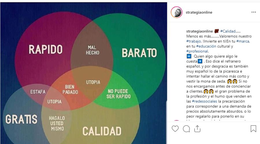 Instagram prueba ocultar los likes en un nuevo diseño.