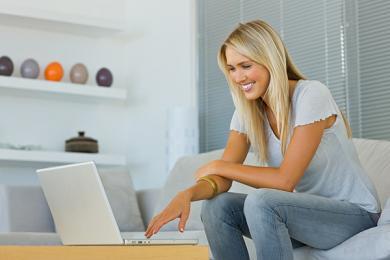 ¿Qué hacen las mujeres cuando navegan por la red?