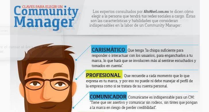 13 Claves para elegir un Community Manager