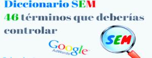 Diccionario SEM para Dummies: Vocabulario que deberías de entender