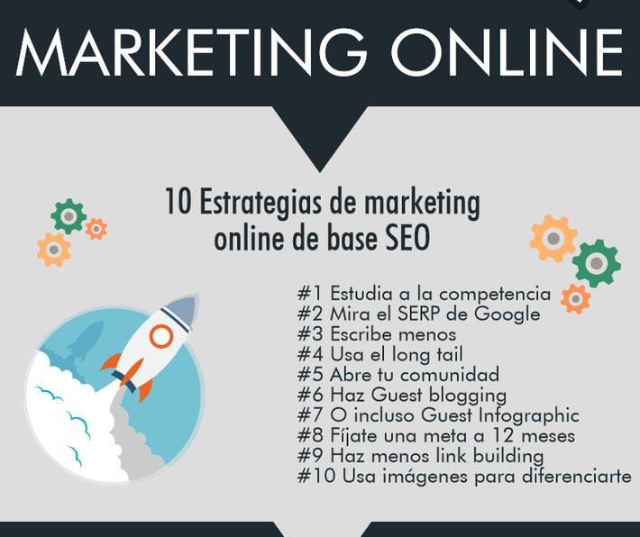 Las mejores estrategias de marketing digital para tu negocio.