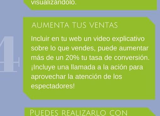 Principales ventajas de tener tu vídeo marketing corporativo.
