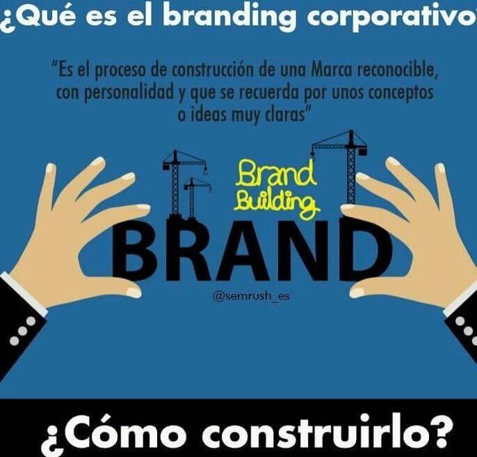 Aprende a crear tu branding, imagen de marca corporativ@.