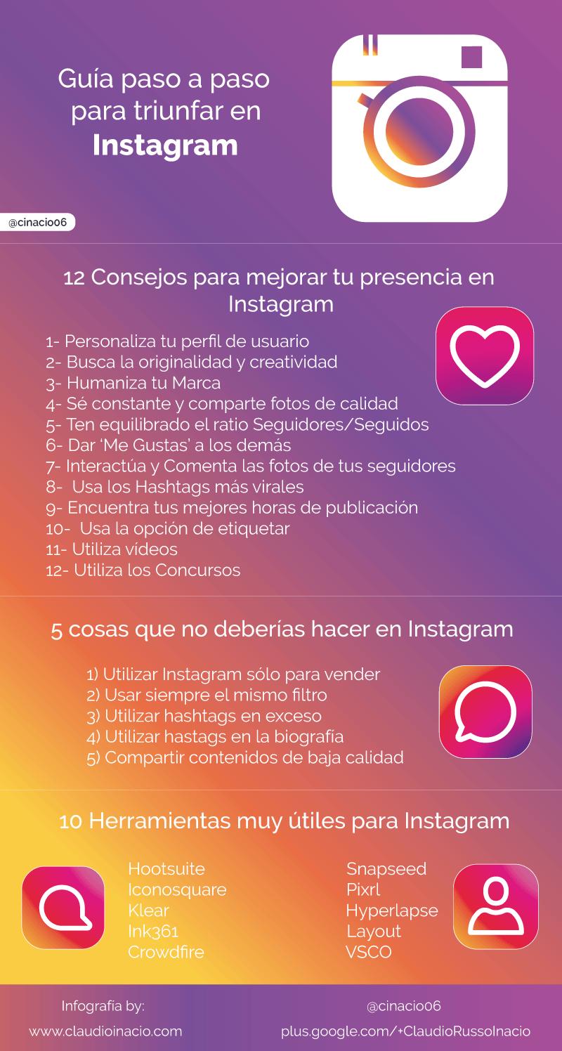 5 Herramientas muy útiles para Instagram. Con guía útil.